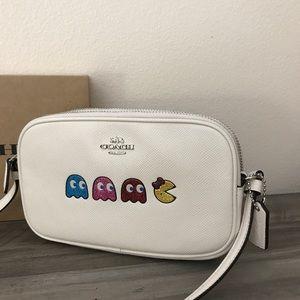 Coach Bags - Coach Pac-Man Crossbody Bag NWT